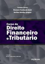 Livro - Curso de direito financeiro e tributário -
