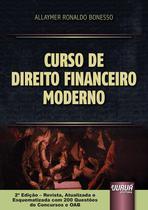 Livro - Curso de Direito Financeiro Moderno -