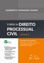 Livro - Curso de Direito Processual Civil - Vol. II -