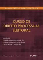 Livro - Curso de direito processual eleitoral -