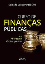 Livro - Curso De Finanças Públicas: Uma Abordagem Contemporânea -