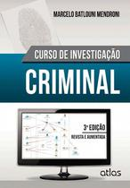 Livro - Curso De Investigação Criminal -