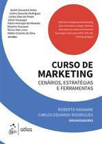 Livro - Curso De Marketing - Cenários, Estratégias E Ferramentas -