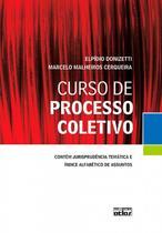 Livro - Curso De Processo Coletivo -