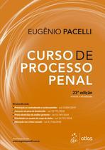 Livro - Curso de Processo Penal -