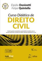 Livro - Curso Didático de Direito Civil -