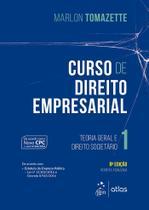 Livro - Curso Direito Empresarial - Teoria Geral e Direito Societário - Vol. 1 -