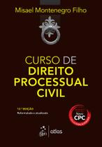 Livro - Curso Direito Processual Civil -