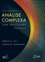 Livro - Curso Introdutório à Análise Complexa com Aplicações -