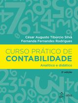 Livro - Curso Prático de Contabilidade - Analítico e Didático -