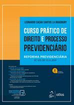 Livro - Curso Prático de Direito e Processo Previdenciário -