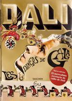 Livro - Dali - Les diners de gala -