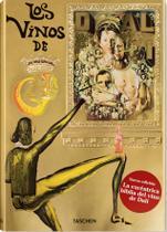 Livro - Dalí - Los vinos de gala -