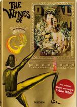 Livro - Dalí - The wines of gala -
