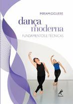 Livro - Dança moderna -
