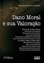 Livro - Dano Moral E Sua Valoração -