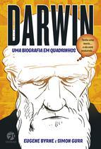 Livro - Darwin Uma Biografia em Quadrinhos -