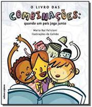 Livro das combinacoes, o: quando um pais joga junt - Scipione