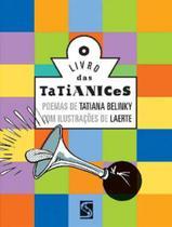Livro das tatianices, o - Salamandra
