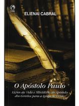 Livro de Apoio Adulto - O Apóstolo Paulo - 4 trimestre 2021 - CPAD