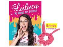 Livro De Atividades Luluca: No Mundo Dos Desafios + Scrunchie de Brinde - Astral Cultural