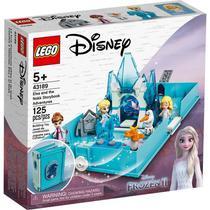 Livro de Aventuras de Elsa e Nokk - Lego Disney 43189 -
