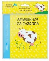 Livro de Banho - Amiguinhos da Fazenda - Culturama