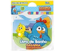Livro de Banho Galinha Pintadinha 2440 Bda -
