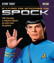 Livro De Enigmas Do Spock, O - Star Trek - Pixel