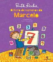 Livro De Numeros Do Marcelo, O - 05 Ed - Salamandra (Moderna)