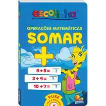 Livro de operações matemáticas - somar - Todolivro