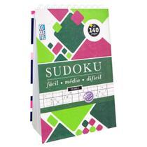 Livro de Passatempo Coquetel Sudoku Espiral Vol. 2 -