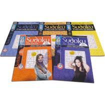 Livro de Passatempos Coquetel Sudoku 1.000 Jogos -