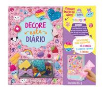 Livro - Decore este diário -