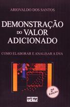 Livro - Demonstração do Valor Adicionado : como elaborar e analisar a DVA -