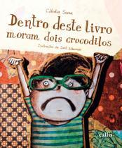 Livro - Dentro deste livro moram dois crocodilos -