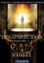 Livro - Desaparecidos 01 -
