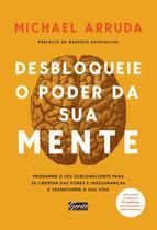 Livro - Desbloqueie o poder da sua mente -