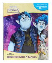 Livro - Descobrindo a Magia Dois Irmãos -