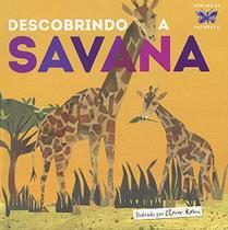 Livro - Descobrindo a savana -