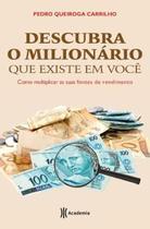 Livro - Descubra o milionário que existe em você -