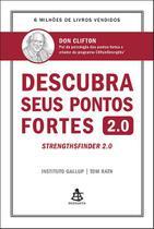 Livro - Descubra seus pontos fortes 2.0 -
