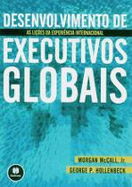 Livro - Desenvolvimento de Executivos Globais -