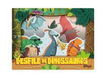 Livro - Desfile de dinossauros -