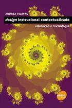 Livro - Design instrucional contextualizado - educação e tecnologia -