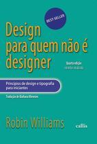 Livro - Design para quem não é designer -