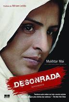 Livro - DESONRADA -