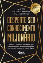 Livro - Desperte seu conhecimento milionário -