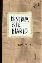 Livro - Destrua Este Diário -