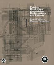 Livro - Detalhes Construtivos da Arquitetura Contemporânea com Concreto -